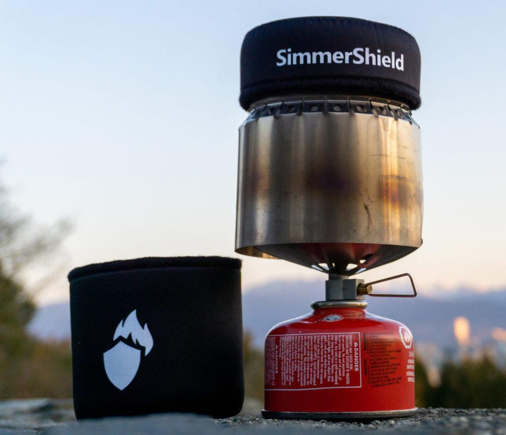 SimmerShield system at dawn
